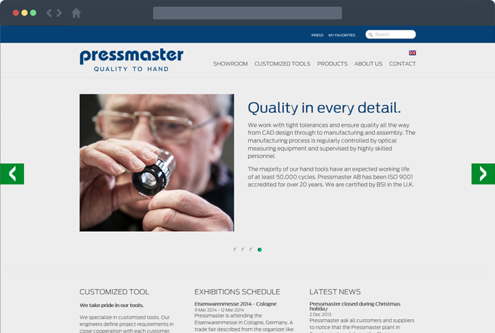 Pressmaster featured image
